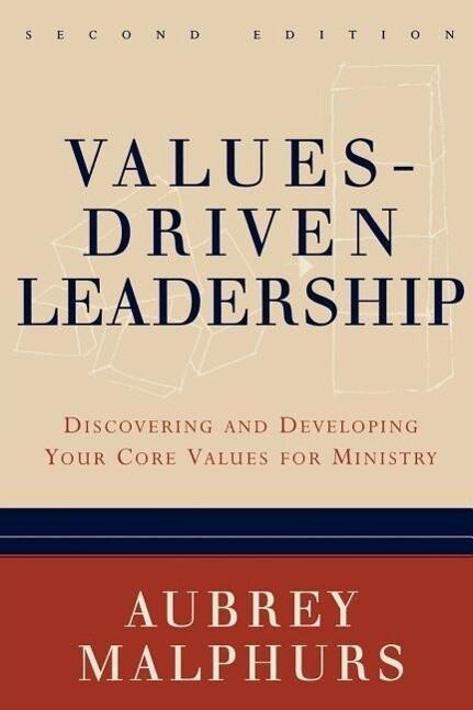 Values-driven Leadership als Taschenbuch