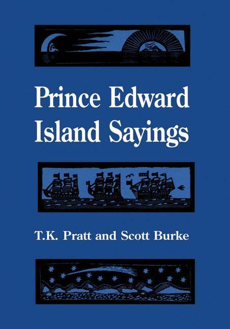 Prince Edward Island Sayings als Buch