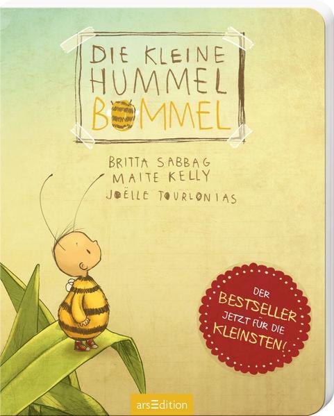 Die kleine Hummel Bommel als Buch