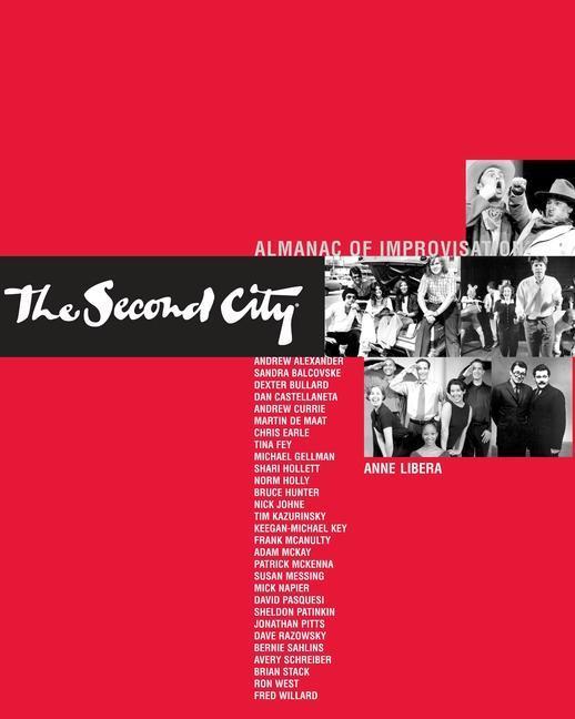 The Second City Almanac of Improvisation als Taschenbuch