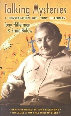 Talking Mysteries: A Conversation with Tony Hillerman als Taschenbuch