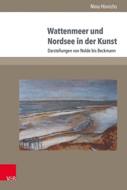 Wattenmeer und Nordsee in der Kunst als Buch vo...