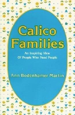 Calico Families als Buch
