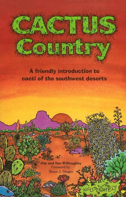 Cactus Country als Taschenbuch