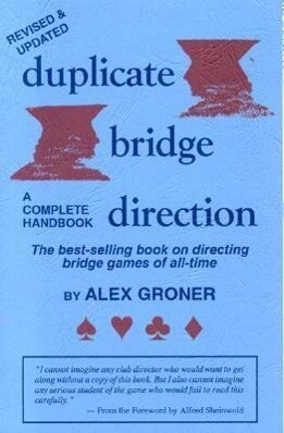 Duplicate Bridge Direction als Taschenbuch