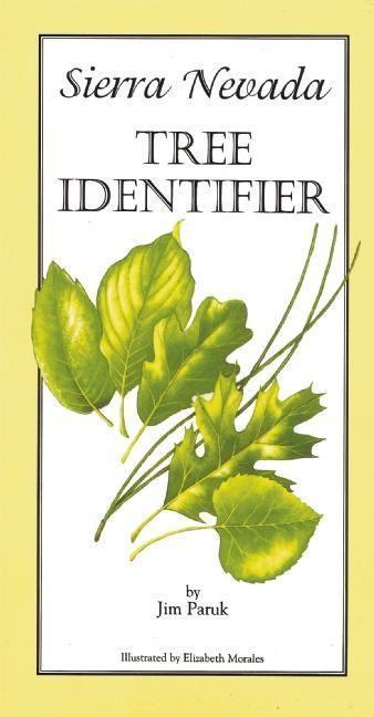 Sierra Nevada Tree Identifier als Taschenbuch