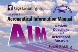 Aeronautical Information Manual (AIM) als Spielwaren