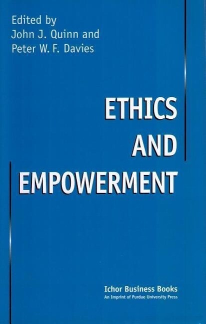 Ethics and Empowerment als Buch