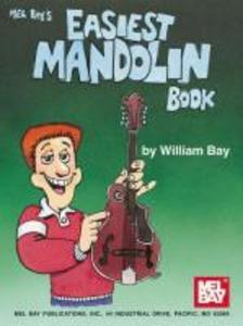 Easiest Mandolin Book als Taschenbuch