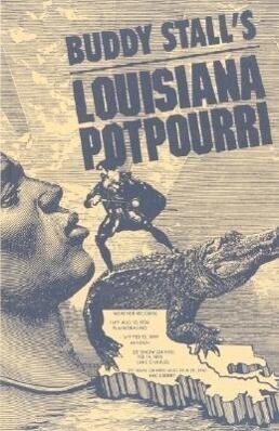 Buddy Stall's Louisiana Potpourri als Taschenbuch