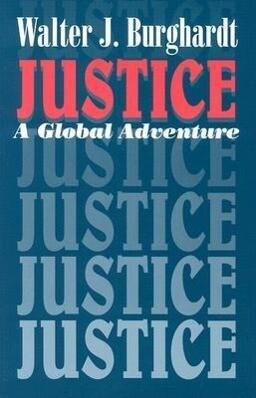 Justice: A Global Adventure als Taschenbuch