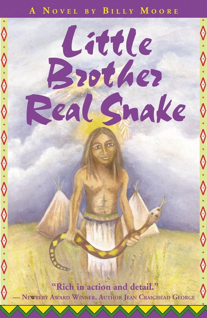 Little Brother Real Snake als Taschenbuch