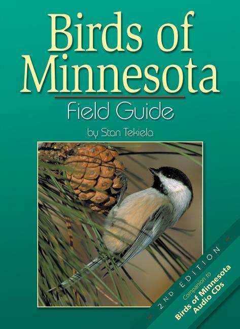 Birds of Minnesota Field Guide als Taschenbuch
