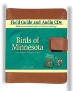 Birds of Minnesota Field Guide [With Leather Folder with Velcro ClaspWith (2) Audio CD's]