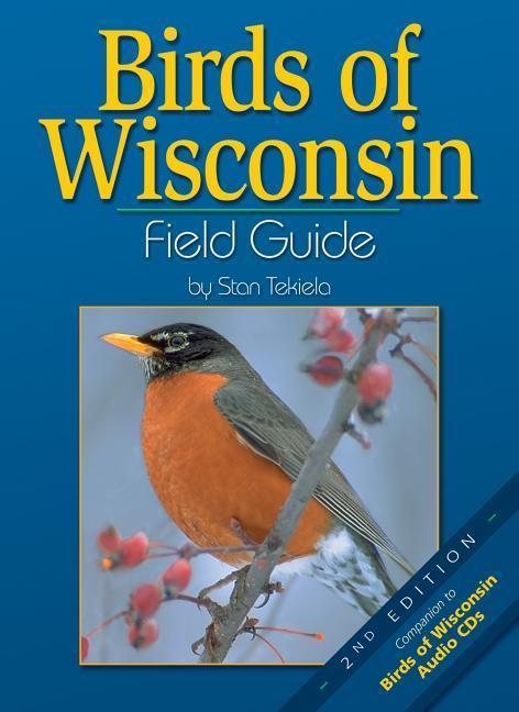 Birds of Wisconsin Field Guide als Taschenbuch
