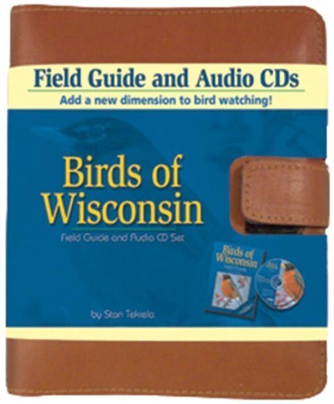 Birds of Wisconsin Field Guide and Audio Set [With 2 Audio CDs and 32 Page Booklet] als Taschenbuch