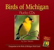 Birds of Michigan Audio [With 32 Page Booklet]