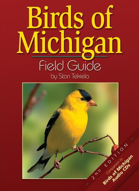 Birds of Michigan Field Guide als Taschenbuch