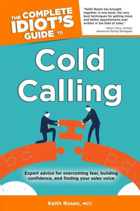 The Complete Idiot's Guide to Cold Calling als Taschenbuch
