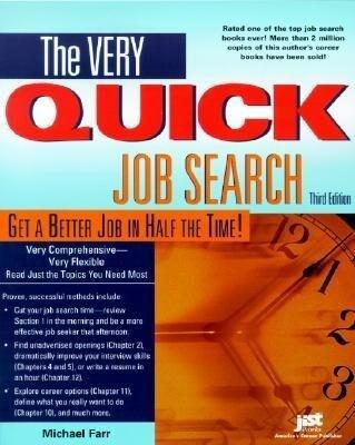 The Very Quick Job Search als Taschenbuch