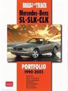 Mercedes-Benz SL, SLK, CLK Portfolio 1990-2003