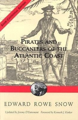 Pirates and Buccaneers of the Atlantic Coast als Buch
