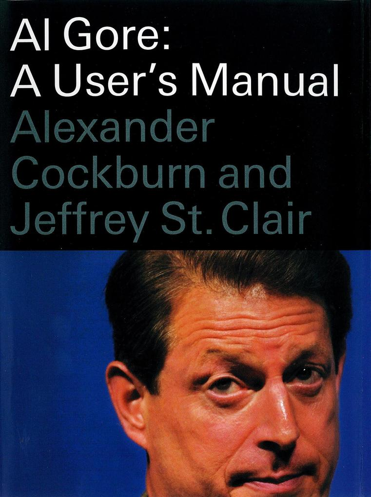 Al Gore: A User's Manual als Buch