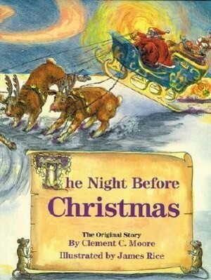 The Night Before Christmas als Buch