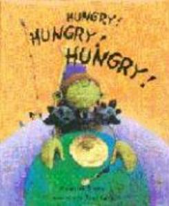 Hungry! Hungry! Hungry! als Buch