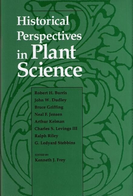 Historical Perspectives in Plant Sciences als Buch