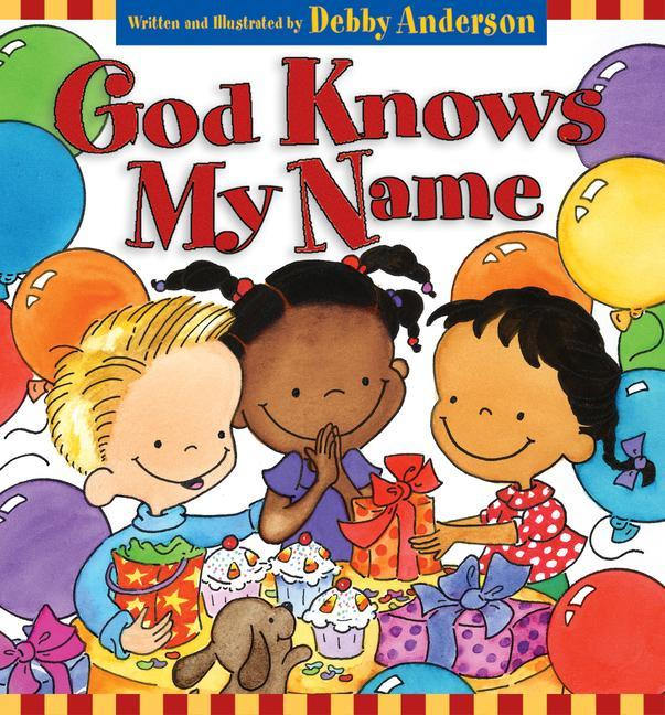 God Knows My Name als Buch