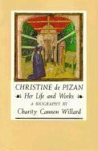 Christine de Pizan: Her Life and Works als Taschenbuch