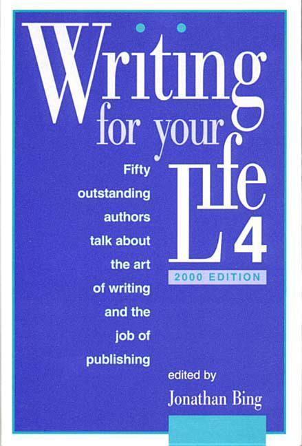 Writing for Your Life als Buch