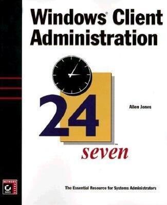 Windows Client Admin 24seven als Taschenbuch