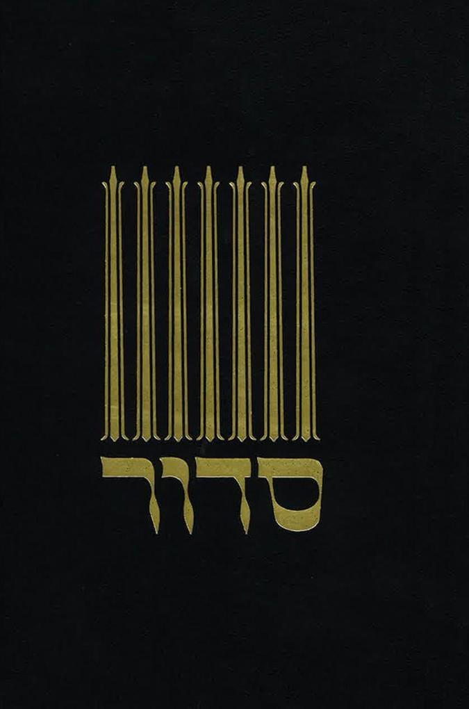 Traditional Prayer Bk for Sabbath and Festivals als Buch