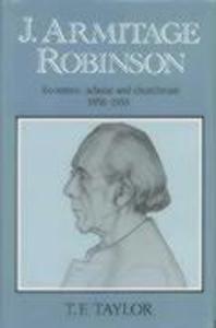J ARMITAGE ROBINSON als Buch