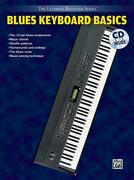 Ultimate Beginner Blues Keyboard Basics: Steps One & Two, Book & CD [With CD]