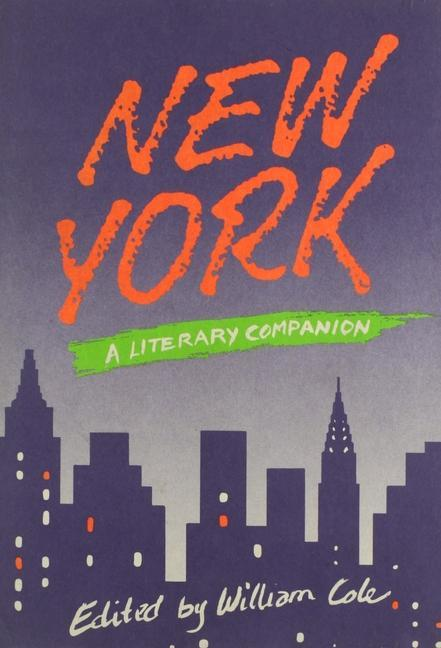 Quotable New York: A Literary Companion als Buch