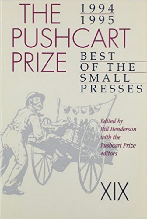 Pushcart Prize XIX: Best of the Small Presses, 1994-95 Ed. als Taschenbuch