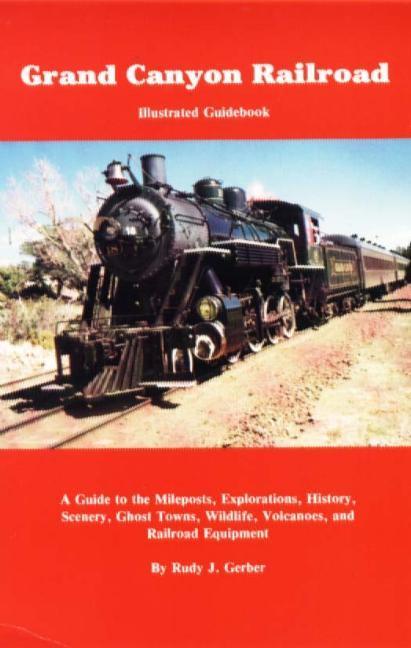 Grand Canyon Railroad als Taschenbuch