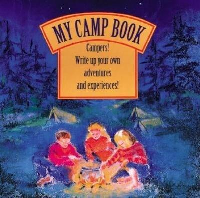 My Camp Book als Taschenbuch