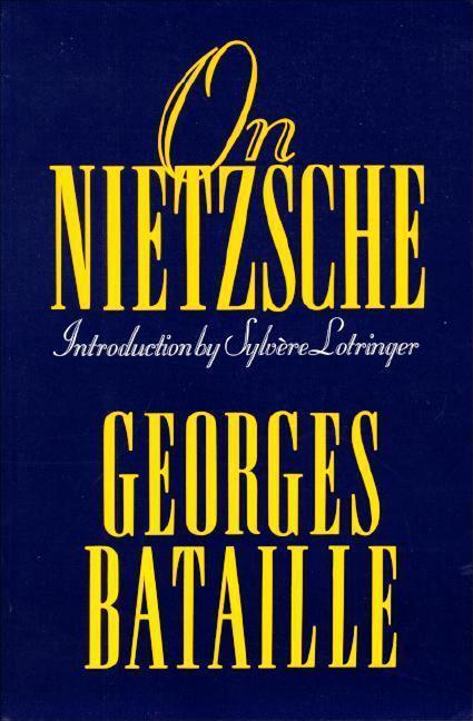 On Nietzsche als Taschenbuch