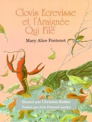 Clovis Ecrevisse Et l'Araignee Qui File als Buch
