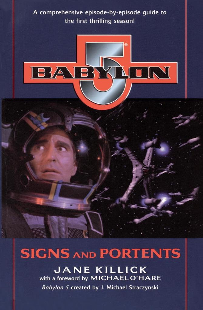 Babylon 5: Signs and Portents als Taschenbuch