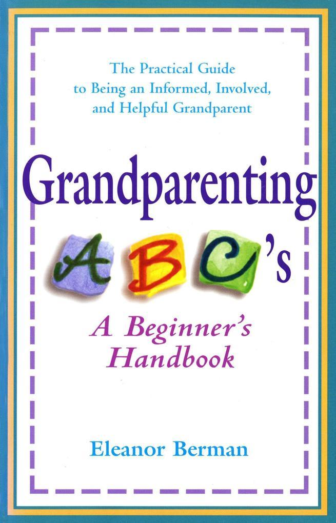 Grandparenting ABCs als Taschenbuch