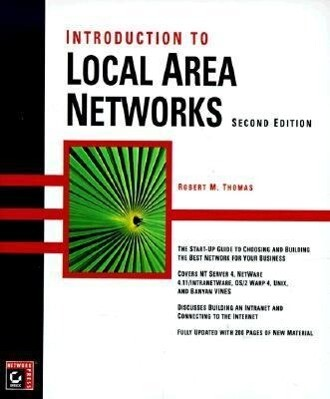 Introduction to Local Area Networks als Taschenbuch