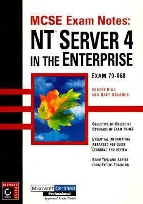 NT Server 4 in the Enterprise: Exam 70-068 als Taschenbuch
