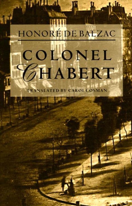 Colonel Chabert als Taschenbuch