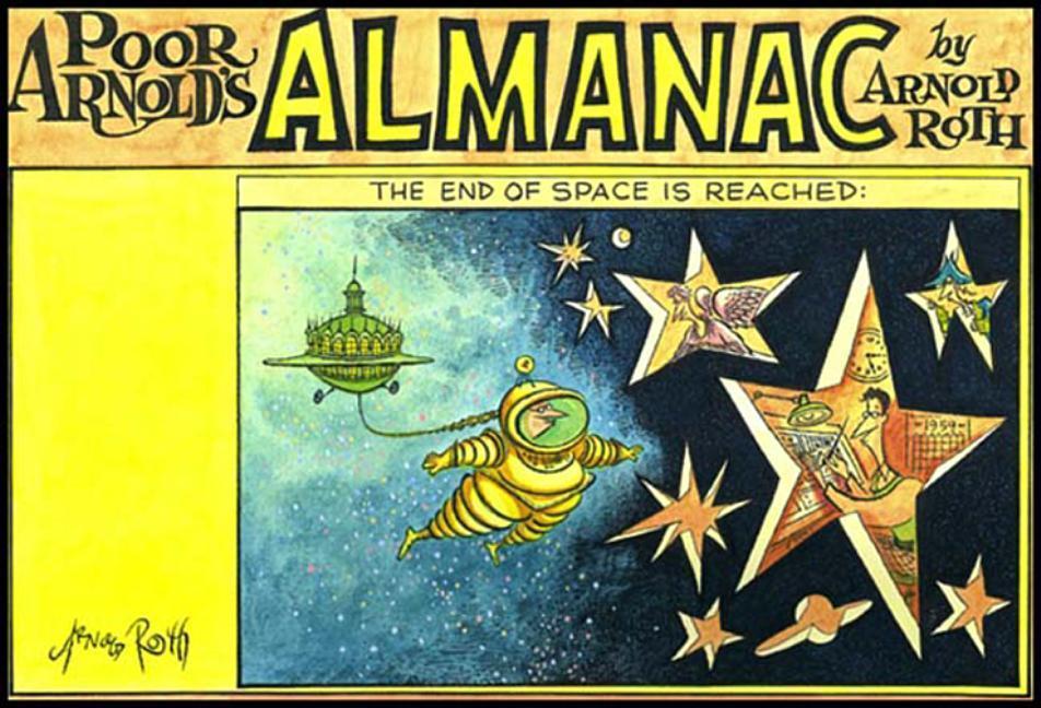 Poor Arnold's Almanac als Taschenbuch