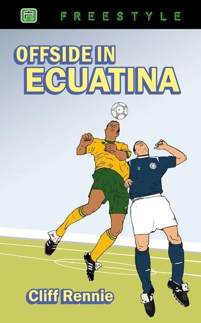 Offside in Ecuatina als Taschenbuch